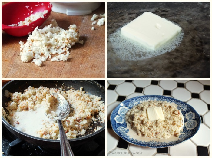 low carb grits step by step|lowcarb-ology.com