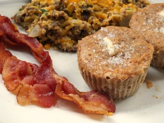 lowcaarbodanish muffin breakfast|lowcarb-ology.com