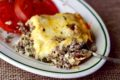 Bacon Cheeseburger Casserole: Low Carb