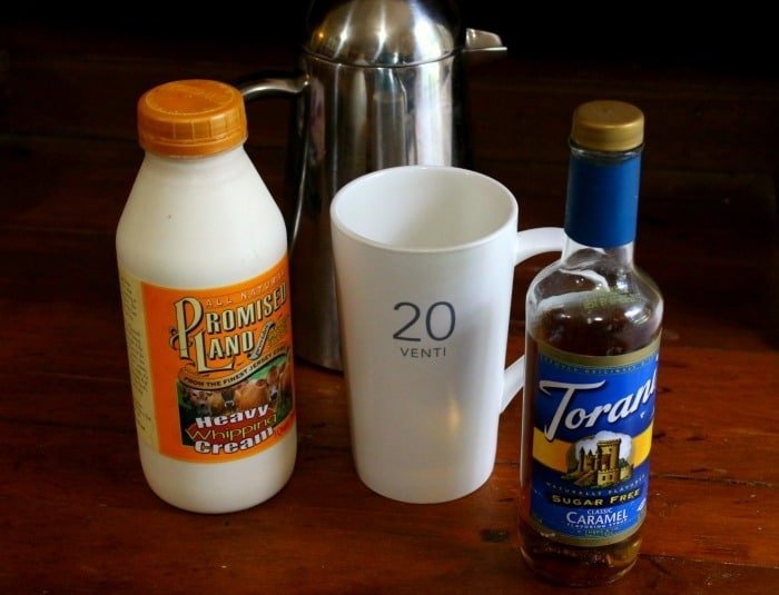 lowcarb caramel macchiato copycat is easier than you think   lowcarb-ology.com