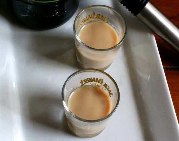 Low-carb whiskey shooters recipe with a wild name, these after dinner shots are a delicious way to end a special evening without blowing your carb budget. Lowcarb-ology.com