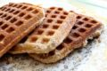 Low Carb Waffles or, How to Eat Like a Real Person