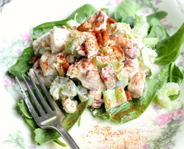 Neiman Marcus Chicken Salad - lowcarb-ology