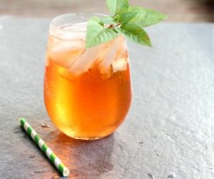 Peach Long Island Tea