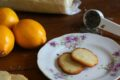 Lavender Lemon Cookies: Low Carb and Gluten Free