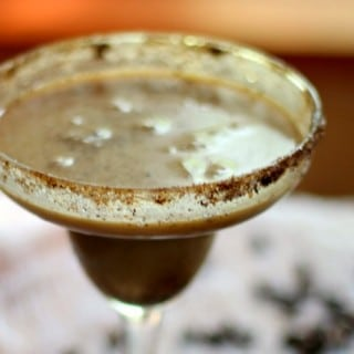 Mexican coffee cocktail is less than one carb and perfect for Cinco de Mayo celebrations! From Lowcarb-ology.com