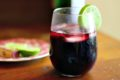 Low Carb Red Sangria Recipe: Saying Goodbye Summer