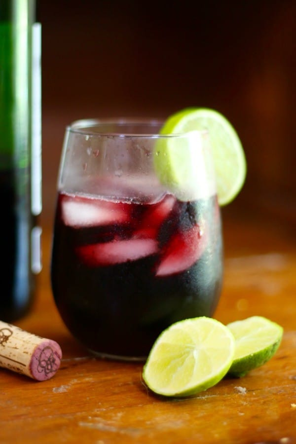 Low carb red sangria recipe is my favorite ... and just 3 carbs per 8 ounce glass. Lowcarb-ology.com