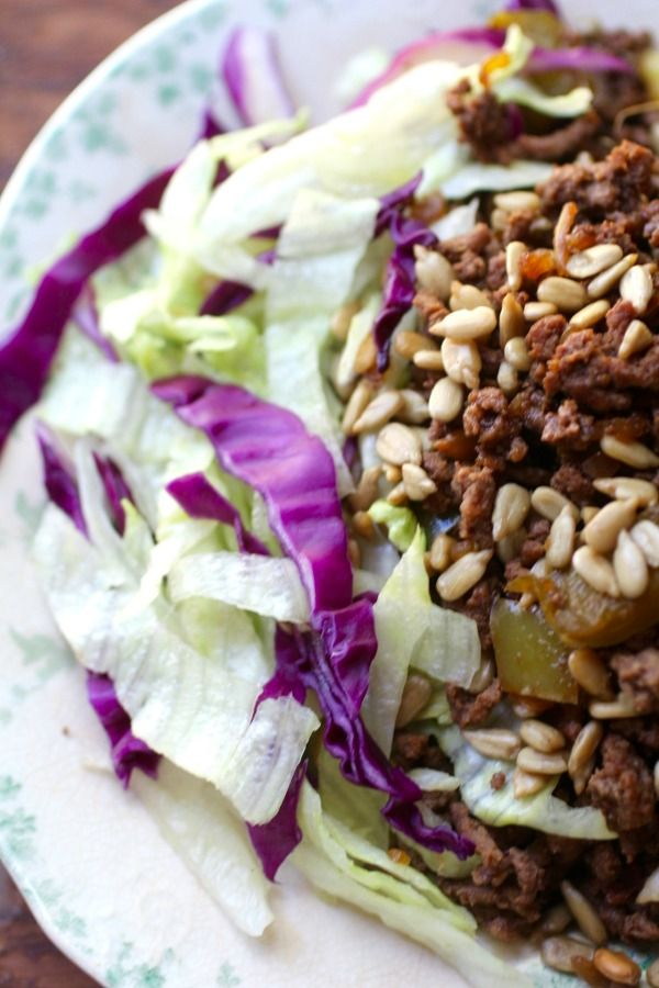 Asian beef salad is quick and easy. from Lowcarb-ology.com