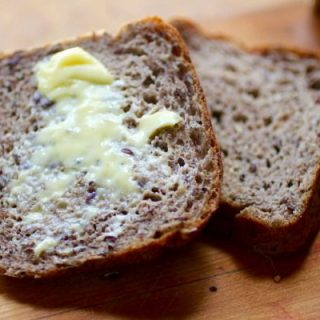 With 5.4 net carbs this low carb yeast bread is Atkins friendly. From Lowcarb-ology.com