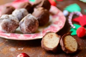 Bourbon Balls Recipe: Low Carb and Gluten Free