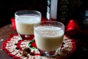 Low Carb Egg Nog Recipe: Spiked Southern Style