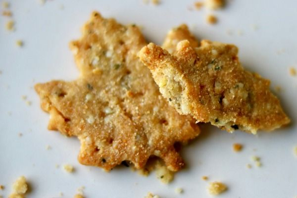 This homemade cracker recipe is low carb and gluten free with just 0.7 net carbs each. From lowcarb-ology.com