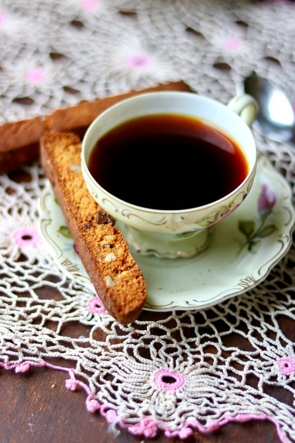 Almond flour gives this low carb biscotti recipe extra sweetness. From Lowcarb-ology.com