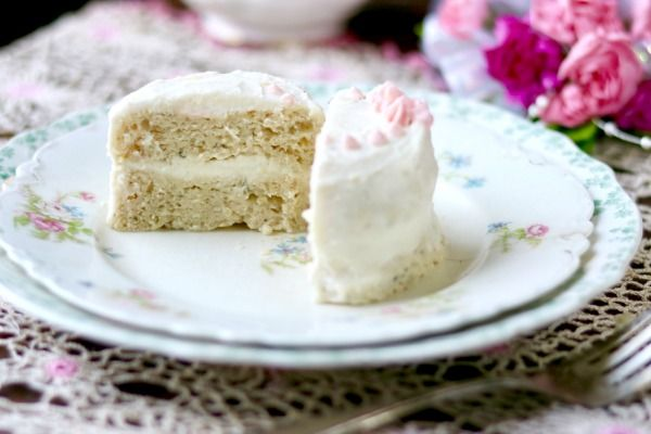 Low Carb Cake Celebration Recipe For One