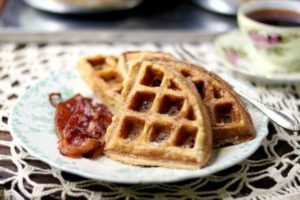 Low Carb Waffles Recipe: Crispy Belgian Style