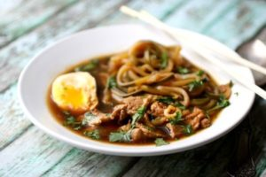 Gluten Free Ramen: Low Carb Comfort Food Asian Style