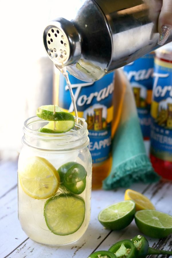 Sparkling Planter's Punch & Caribbean Brunch Ideas - lowcarb-ology on
