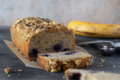 Keto Banana Blueberry Bread Recipe