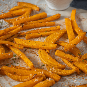 LowCarb-ology Keto Rutabaga Fries Recipe